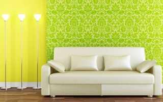 Рассмотрим что лучше: покрасить стены или поклеить обои
