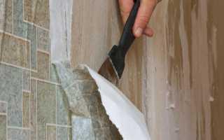 Как быстро снять со стен старые обои разного вида