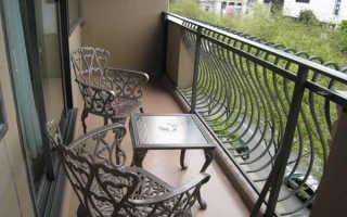 Чем облицовывают балконы: материалы и способы их применения