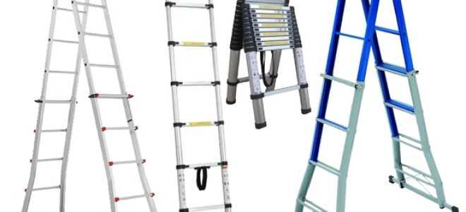 Как правильно подобрать лестницу-стремянку