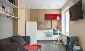 Дизайн кухни 15 кв. м гостиная кухня