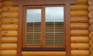 Деревянная облицовка окон: варианты оформления