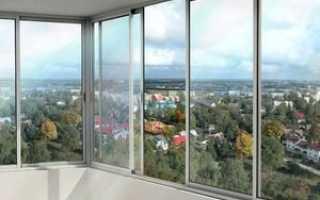 Остекление и отделка балконов и лоджий: виды конструкций