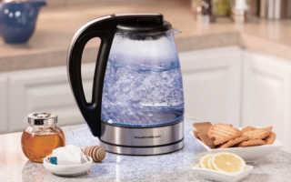 Как очистить электрический чайник лимонной кислотой от накипи; Рецепты с фото