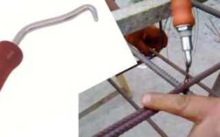 Крючки для арматуры ручной работы: как сделать своими руками? видео