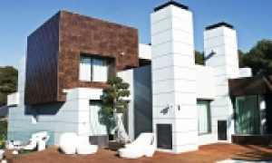 Облицовка фасадов гранитом и гранитными плитами