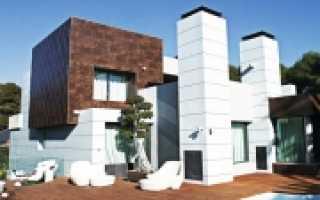 Гранит: облицовка дома и ее особенности