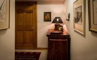 Штукатурка декоративная в прихожей – особенности и правила выбора
