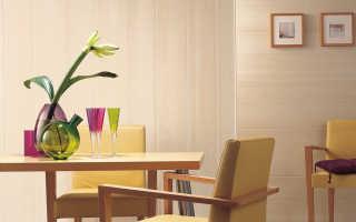 Облицовка кухни панелями: интересные идеи
