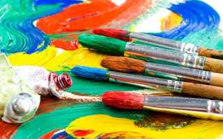 Акриловые краски и как ими пользоваться: советы, характеристики и рекомендации