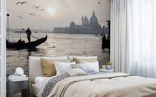 Венеция фотообои: как выбрать рисунок