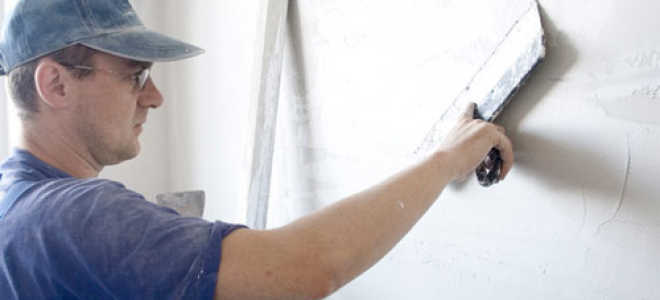 Какие поверхности можно шпаклевать и как научиться шпаклевать?