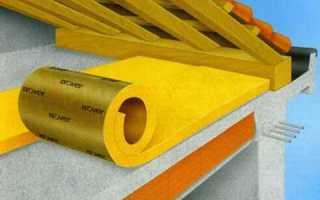 Как сделать теплую крышу: устройство гидроизоляции, пароизоляция