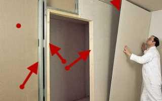 Стены, перегородки из гипсокартона: особенности, нормативная документация, технология сборки