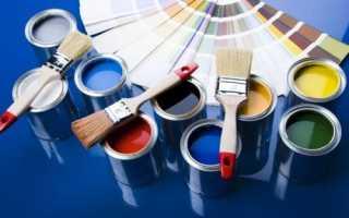 Чем покрасить деревянную дверь у себя дома