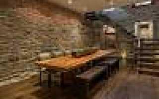 Внутреннее оформление подвалов – погребов></noscript> 60 фото идей дизайна цоколя в частном доме
