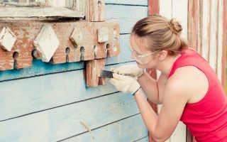 Какая лучшая краска для деревянных окон?