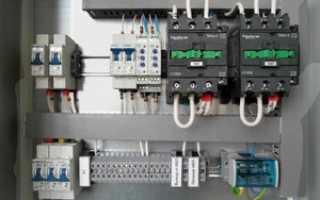 Модульный контактор: зачем нужен однофазный контактор в коммунальной сети, где используются контакторы