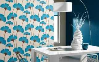 Чем оклеить стены на кухне – виды обоев и их особенности