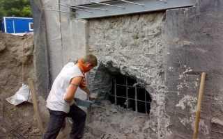 Снос несущей стены по всем правилам