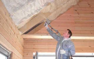 Какими материалами рекомендуют утеплять крышу?